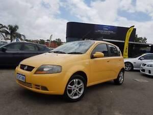 2006 Holden Barina Hatchback