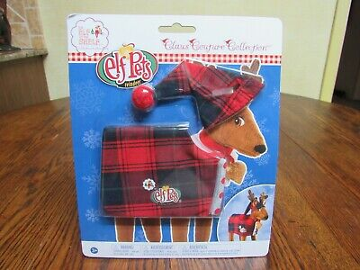 The Elf on the Shelf Elf Pets Reindeer Pajamas Claus Couture Collection New