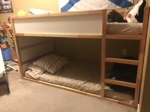 IKEA kids bunk or single bed
