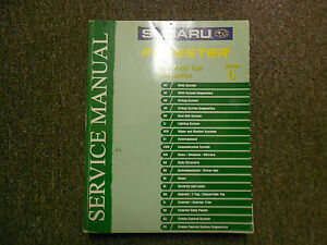 2003-Subaru-Forester-Body-Section-6-Service-Repair-Manual-FACTORY-OEM-BOOK-03