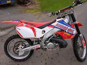 1997 honda cr 250 2 stroke East Maitland Maitland Area Preview