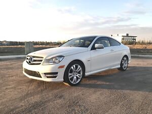 2012 Mercedes Benz C250 Coupe