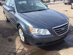 2009 HYUNDAI SONATA  AUTOMATIC ALL POWER OPTION $4900