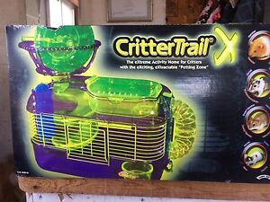 CritterTrail X hamster cage