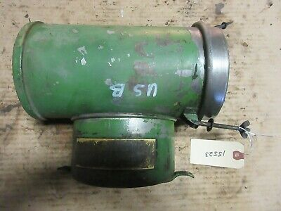 John Deere Unstyled B Air Cleaner With Brass Tag