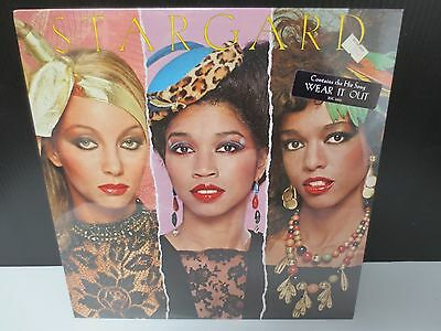 """STARGARD THE CHANGING OF THE GARD 12"""" SEALED VINYL LP RECORD BSK 3386"""
