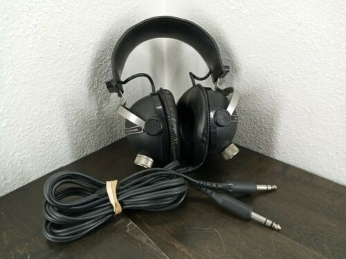 Pioneer SE-Q404 Quadraphonic Headphones 2 or 4 Channel (Read Condition)
