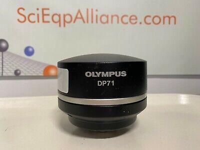 Olympus Corp. - Dp71 - Microscope Camera