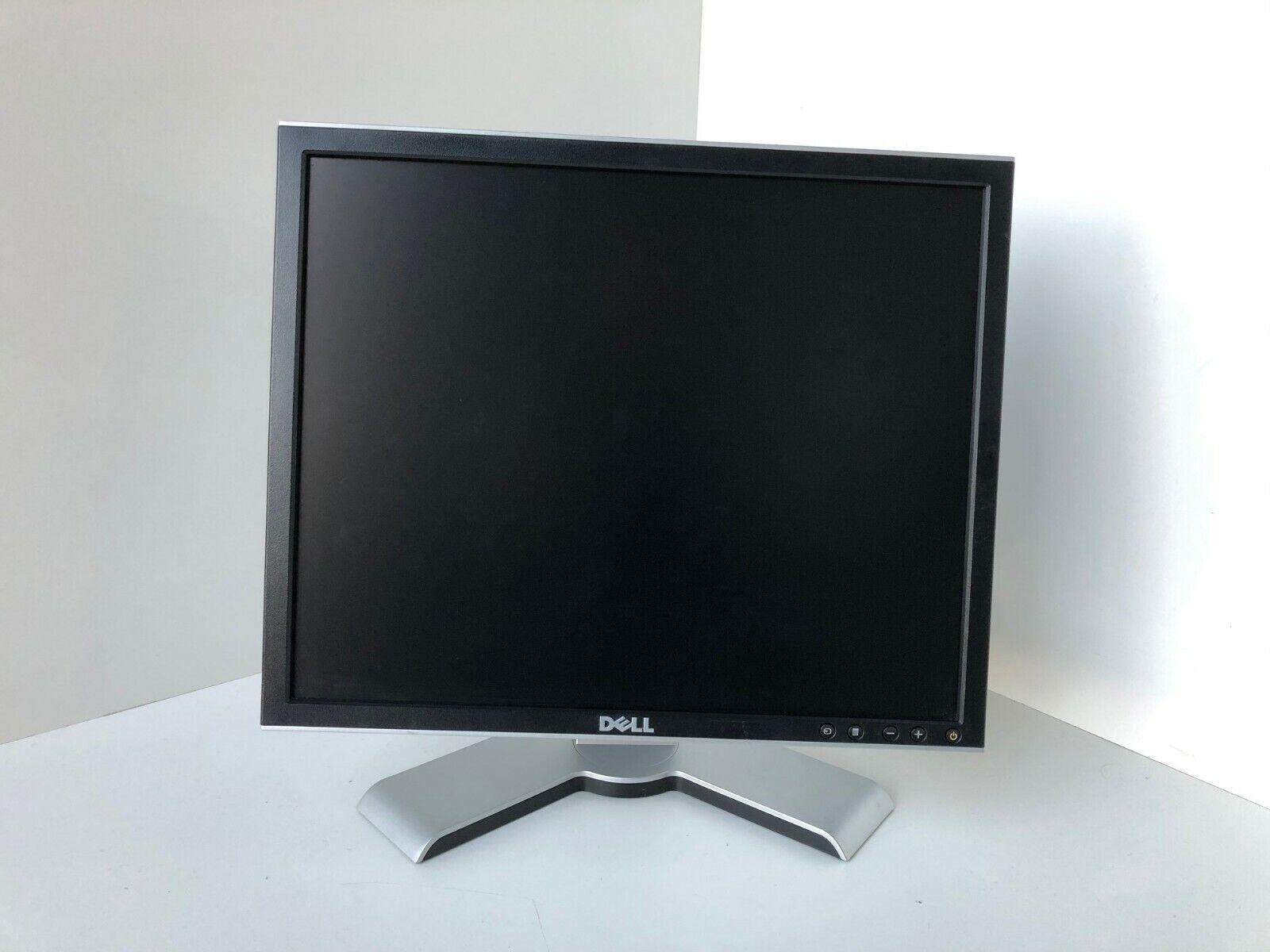 Dell 1908FPc 19 Zoll Monitor 1280x1024 5:4 VGA DVI USB mit Mwst