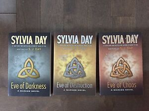 Eve of Darkness trilogy by Sylvia Day