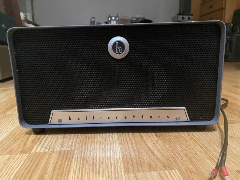 Hallicrafters R-48 Speaker
