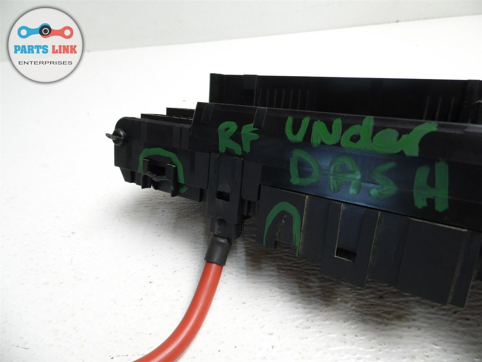 09 bmw f02 lwb 750li 750 fuse box power distribution front dash x