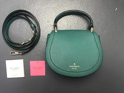 Kate Spade New York Green Top Handle Handbag Crossbody £250