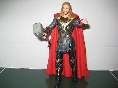 Marvel Legends LOOSE Thor Figure The Dark World Marvel Studios First Ten Years