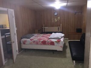 Furnished Basement - only Female