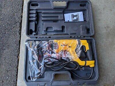 Brand New Dewalt Corded Rotary Hammer Kit D25263