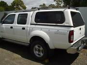 2010 Nissan Navara D22 Diesel Dual Cab Ute Dunolly Central Goldfields Preview