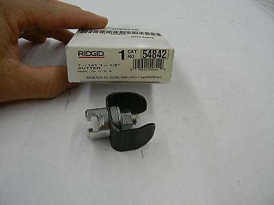 New Ridgid 54842 T-141 1 12 Cutter  B3