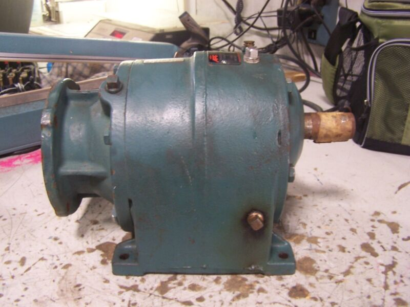 "DODGE APG 140DM3A GEAR REDUCER 17:1 RATIO 4.66 HP 1-1/4"" SHAFT 7/8"" BORE"