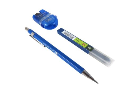 2.0 mm Mechanical Pencil w/ 6 Leads & Sharpener Pointer Taytools 504020