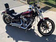 2013 Harley Davidson - Breakout Low kms Wangara Wanneroo Area Preview