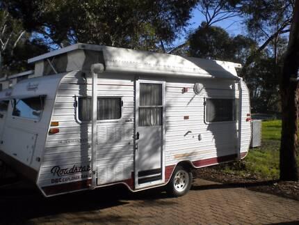 ROADSTAR VACATIONER 1995 16 FT POP TOP CARAVAN Northfield Port Adelaide Area Preview