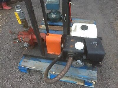 Bw Rogers Co Pump Assembly With Roper Pump