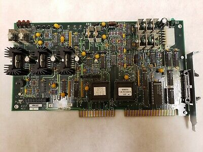 Melco Embroidery Machine Emc Motor Control Board 006838-01