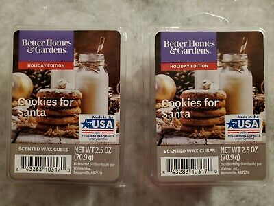 Better Homes & Gardens Scented Wax Cubes Cookies for Santa / 2