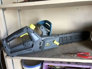 yard works chainsaw for cheap