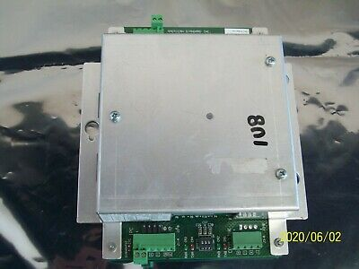 Trane Tci Com3 Chiller Module X13650460-04 Rev E