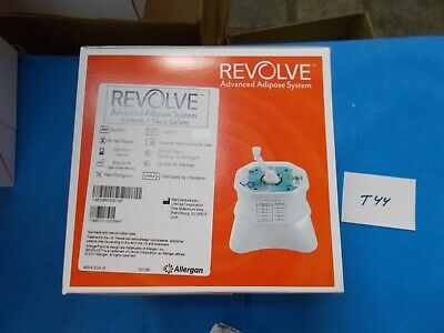 Allergan Rv0001 Revolve Advanced Adipose System Exp 2021-01
