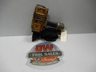 Bostitch N80cb Heavy Duty Coil Nailer Nail Gun Used 3 14 12d