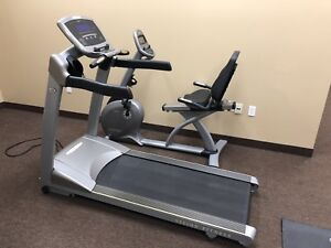 Tread mill and elliptical