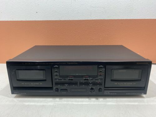 Professional Series SCT-56 Full Logic Controlled Stereo Cassette Deck