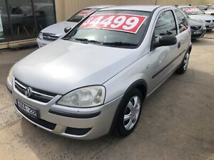 2005 Holden Barina SXi Automatic Hatchback Fawkner Moreland Area Preview