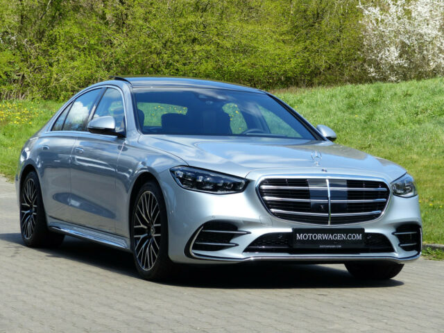 Mercedes-Benz  S 350 d 4Matic AMG neues Modell Sofort