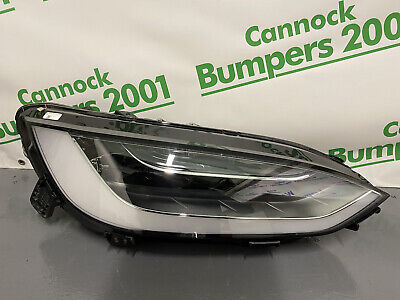 Tesla Model X O/S RIGHT Xenon LED Headlight Genuine 1034323 01