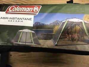 Tente cuisine/abri moustiquaire