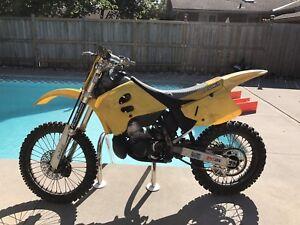 Suzuki RM250 $2250