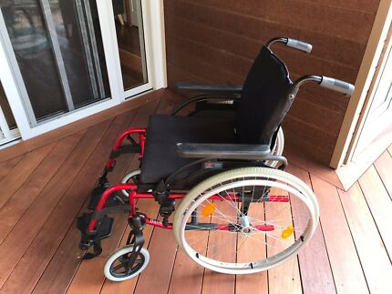 Wheel Chairs easy to fold down Breezy Basix 2 & Glide Series 2.