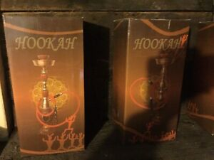 Brand new in the box Hookah and 1 free coal