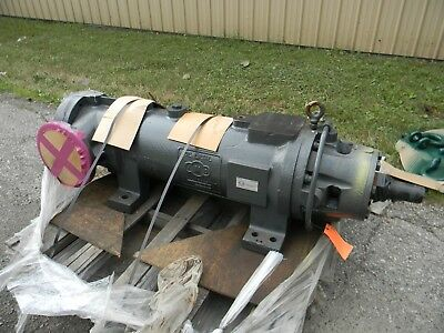 Delaval-imo Fuel Oil Service Pump Bh8lhe 3x6