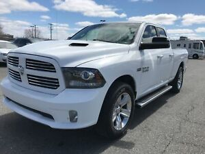 2014 Ram 1500 Sport **FULL, SUSP. A AIR, TOIT, GPS + WOW**