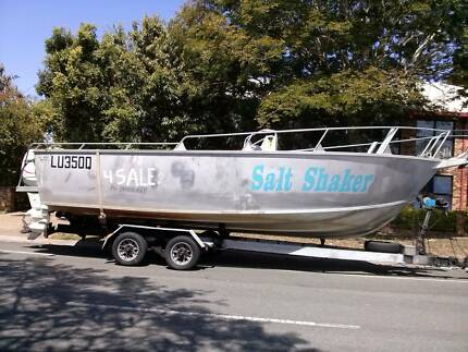 Power Boat and Trailer Caboolture Area Preview