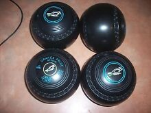 Drakes Pride Special Lawn Bowls Size 2H Gripped Bird Motif V.G.C Surfers Paradise Gold Coast City Preview