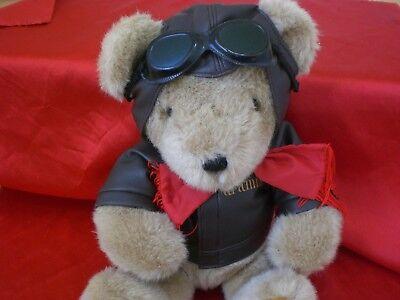 (Aramis Pilot Aviator Bear Plush)