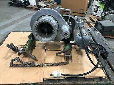 Greenlee 640 Cable Tugger Puller Tugger Only Loc Erc8108 E31a Cl