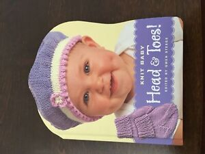 Book:  Knit Baby Head and Toes