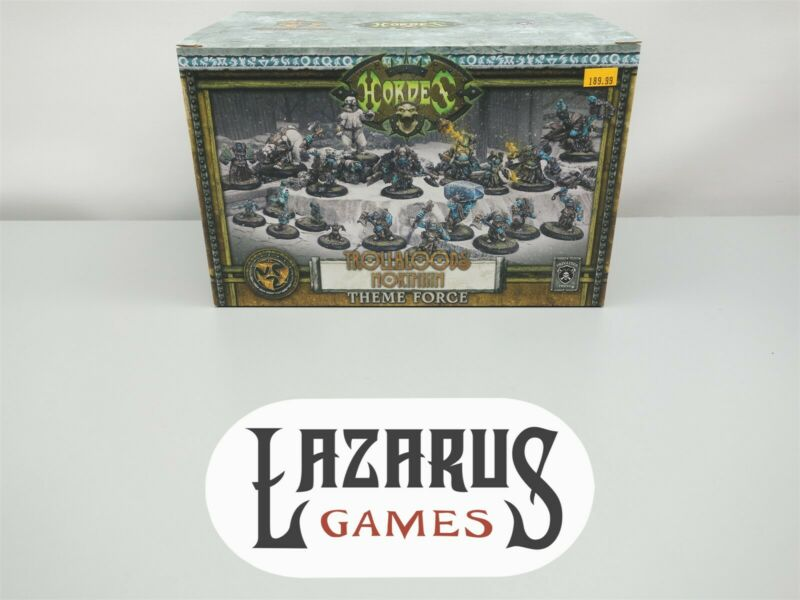 Hordes: Trollbloods - Northkin Theme Force Box (Privateer Press)